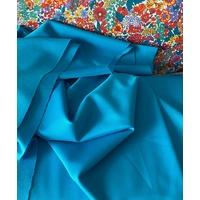 Lycra mat coloris curaçao 20 x 140 cm