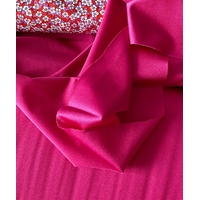 Lycra mat coloris framboise20 x 140 cm