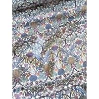 Liberty Morris Allotment Grasse coloris B 20 x 137 cm