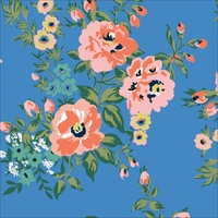 Viscose Sweet Roses 20 x 137 cm