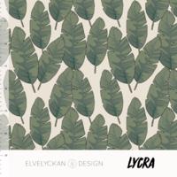 Lycra Banana leaf 20 x 160 cm