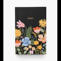 Agenda de poche Rifle Paper Janvier - Décembre 2021 - 9x14 cm