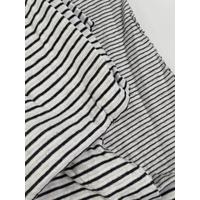 COUPON de jersey double 1m60 x 160 cm de large