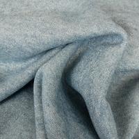 Jersey maille LUREX coloris denim 20 x 150 cm