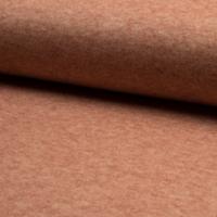 Jersey maille MAT coloris marsala 20 x 150 cm
