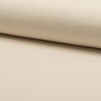 Sweat léger uni coloris blanc cassé 20 x 140 cm