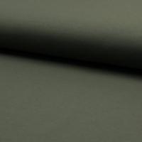 Molleton uni coloris kaki 20 x 150 cm