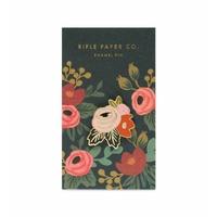 Pin's les Fleurs Rifle Paper