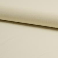 Tissu viscose et lin coloris beige 20 x 135 cm