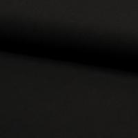 Tissu viscose et lin coloris noir 20 x 135 cm