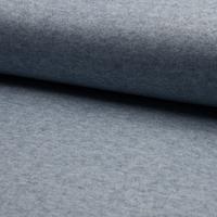 Jersey maille MAT coloris denim 20 x 150 cm