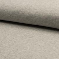 Jersey ajouré coloris gris chiné 20 x 140 cm