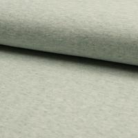 Jersey ajouré coloris menthe chiné 20 x 140 cm