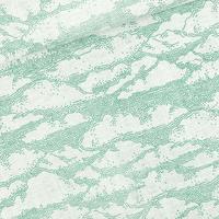 """Sweat léger """"French Terry"""" imprimé Clouds 20 x 150 cm"""