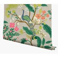 Papier peint Garden Peacock Lin