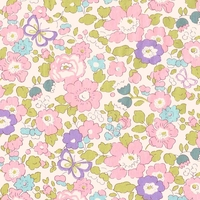 Liberty Exclusif Betsy Butterfly Blossom 20 x 137 cm