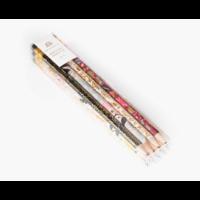 Set de 12 crayons papier Modernist - N°2 graphite Rifle Paper