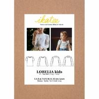 Patron blouse / robe LOBELIA KIDS 3-12A