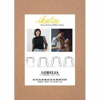 Patron tee-shirt LOBELIA MUM 32-52