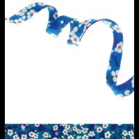 Biais Liberty Mitsi Outremer coloris A 50cm