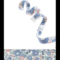 Biais Liberty Betsy Hortensia coloris B 50 cm