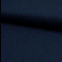 Cotton chambray stretch Dark 20 x 135 cm