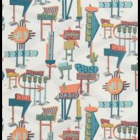 Liberty Holiday Highway coloris C 20 x 137 cm
