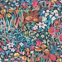 Liberty Faria Flowers coloris B 20 x 137 cm