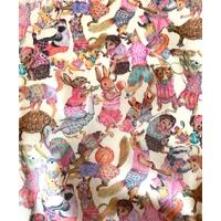 Liberty Hullabaloo coloris C 20 x 137 cm