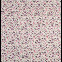 Voile de coton Osmose coloris rose 20 x 140 cm