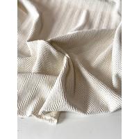 Jersey lurex beige Sahara 1m60 x 150 cm