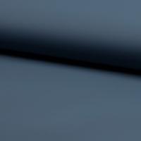 Tissu enduit spécial ciré coloris bleu pétrole 20 x 135 cm