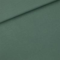 "Sweat léger ""French Terry"" uni coloris vert armoise 20 x 150 cm"