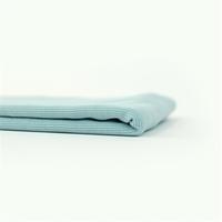 Bord-côte coloris bleu canal 20 x 110 cm