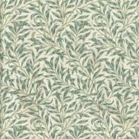 Coton Olivia Vert 20 x 150 cm