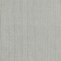 Coton Rayures Grises 20 x 150 cm