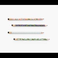 Set de 12 crayons papier Meadow - N°2 graphite Rifle Paper