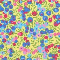 Liberty Organic Tana Lawn™ Wiltshire poussin coloris B 20 x 137 cm