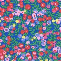 Liberty Organic Tana Lawn™ Wiltshire fruits des bois coloris C 20 x 137 cm