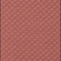 Jersey mini matelassé uni marsala 20 x 140 cm