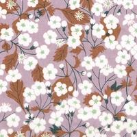 Liberty Organic Tana Lawn™ Mitsi praliné coloris A 20 x 137 cm