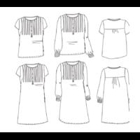 Patron robe / blouse Atlas