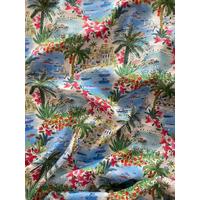 Liberty Cape Vista rouge coloris A 20 x 137 cm