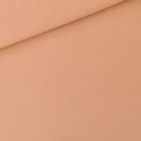 """Sweat léger """"French Terry"""" uni coloris café crème 20 x 150 cm"""
