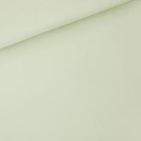 "Sweat léger ""French Terry"" uni coloris fog green 20 x 150 cm"