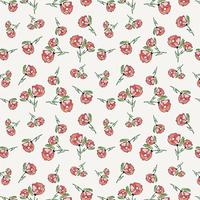 Jersey Lively Rosebuds Crystal 20 x 150 cm