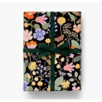 Papier cadeau Rifle Paper Strawberry Fields 2m40 x 76 cm
