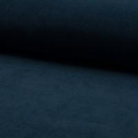 Velours milleraies 100% coton marine clair 20 x 140 cm