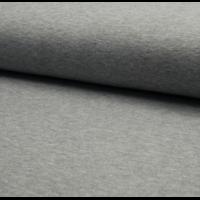 Molleton coloris gris chiné clair 20 x 150 cm