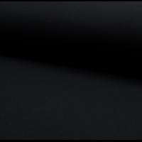 Molleton coloris noir 20 x 150 cm